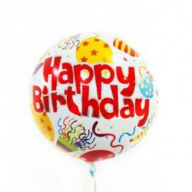 Фольгированный шар Happy Birtday