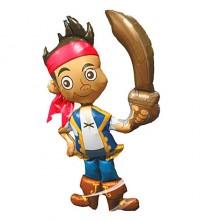 Ходячая фигура-шар пирата Джейка