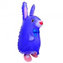 Ходячая фигура Кролика (синий цвет)