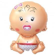 Фольгированный шар Baby Girl