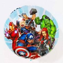 Фольгированный Мстители Супергерои (Avengers)