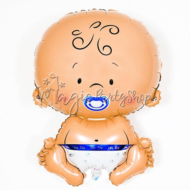 Фольгированный шар Baby Boy