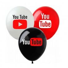 Набор шаров Youtube 18 штук
