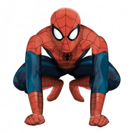 Ходячая фигура-шар Спайдермен