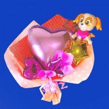 """Букет из фольгированных шаров """"Скай"""""""