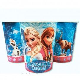 Набор стаканчиков Холодное сердце (Frozen)