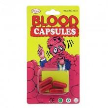 Капсулы с искусственной кровью