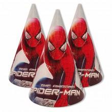 Колпачки Человек Паук (Спайдермен) 10 штук