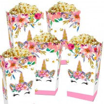 Коробочки для сладостей Единорог