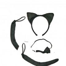 Набор Кошечка (ушки, бантик, хвост)
