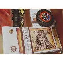 Пиратские деньги (пиастры)