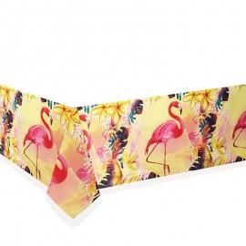 Скатерть в стиле Фламинго