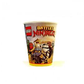 Стаканчики Лего Ниндзяго 10 шт
