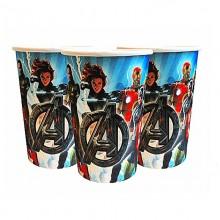 Стаканчики Мстители Супергерои (Avengers) 10 шт