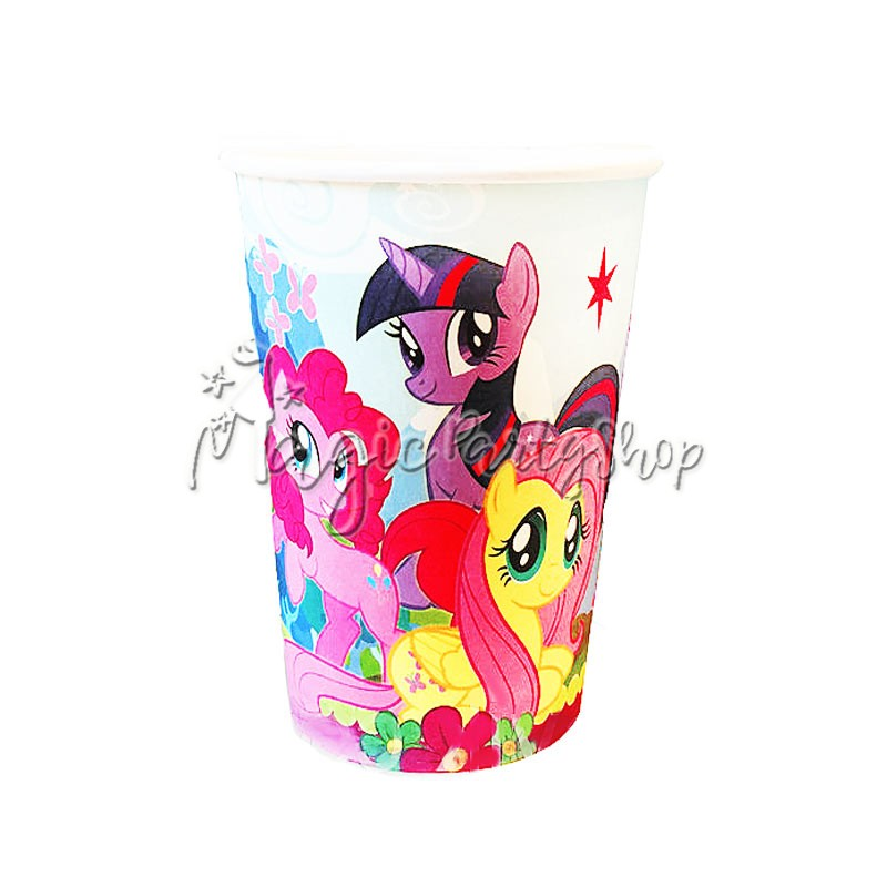 Стаканчики My Little Pony 10 шт