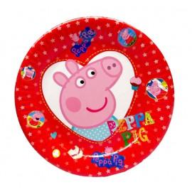 Набор тарелок Свинка Пеппа 10 шт