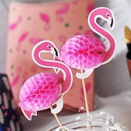 Топперы Фламинго