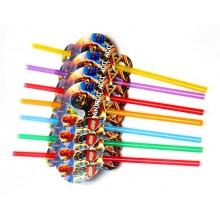 Трубочки для сока Лего Ниндзяго 8 шт