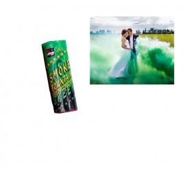 Дым цветной зеленый