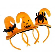 Колпачок Хэллоуин (Тыква, Паук, Мышь)
