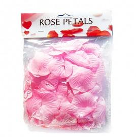Лепестки роз розовые 150 штук