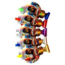 Язычки-гудки (дудочки) Лего Нидзяго 5 шт